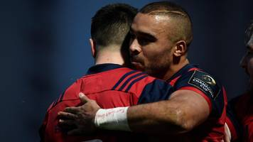 european champions cup: racing 92 7-32 munster