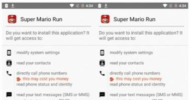 Super Mario Run for Android Available for Download… as Malware