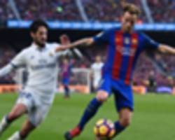 Barcelona rubbish reports linking Rakitic with Manchester City