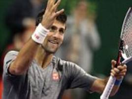novak djokovic sails close to the wind with on-court conduct as nick kyrgios points towards double standards