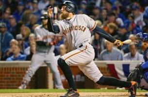 San Francisco Giants: A Healthy Hunter Pence Will be a Difference Maker in 2017