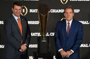 National Championship: Nick Saban and Dabo Swinney Press Conference
