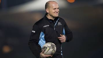 Champions Cup hopes in Glasgow Warriors' hands - Townsend