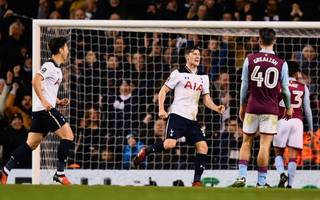 pochettino tips rookie midfielder winks for stardom