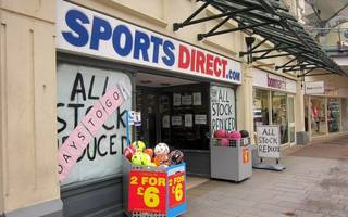 will sports direct ditch some of its top brands?