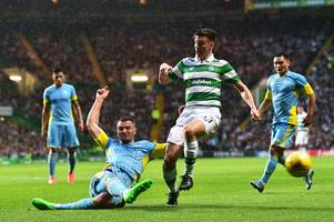 kieran tierney flattered by interest from chelsea and bayern but insists he is living his dream at celtic