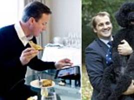 conservative mp jake berry once ate david cameron's toast by accident at tory away day