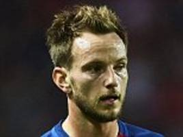 Manchester City target Ivan Rakitic is negotiating new Barcelona contract while Liverpool FC hold off on signing Quincy Promes