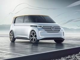 Volkswagen just unveiled a self-driving, electric microbus concept with a range of 270 miles
