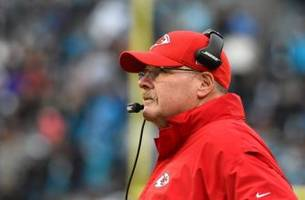 Andy Reid will have Chiefs ready for Pittsburgh