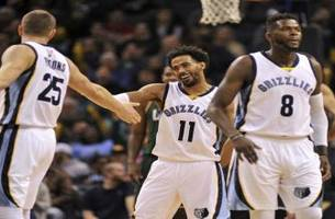 Grizzlies LIVE To GO: Conley and Gasol lead Grizzlies to victory against Jazz