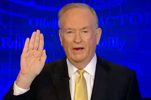 fox news settles sexual harassment claim against bill o'reilly, jack abernethy