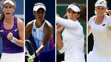 watson named in gb's fed cup squad