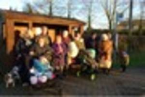villagers 'cut off' after first and d&g cancel buses for 3...