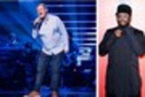 Walsall worker Jason Jones wows The Voice judges with performance...