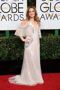 celebrities shine in platinum jewelry at the 74th annual golden globe awards
