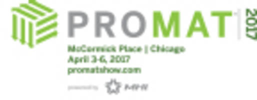 promat-the biggest manufacturing and supply chain expo of 2017 is coming to chicago april 3-6