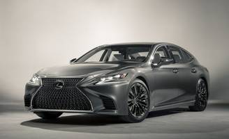 2018 Lexus LS Revealed—Is It Once Again at the Top of Its Class