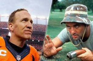 peyton manning's backup qbs had better know his favorite '80s movies or they're doomed