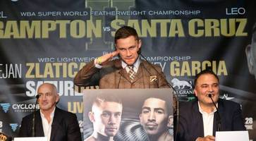 carl frampton: 2017 could be my best year yet