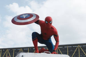 Did Tom Holland confirm that Spider-Man will swing into 'Avengers: Infinity War'?