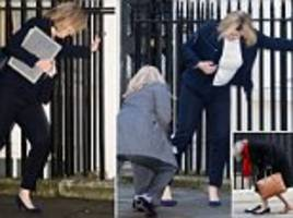 amber rudd becomes latest minister to fall victim to the downing street heel curse