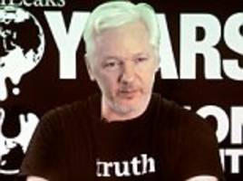 wikileaks founder julian assange takes questions from the internet