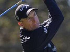 jim furyk set to captain united states at 2018 ryder cup in france after being picked ahead of fred couples