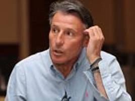 mps want answers from lord coe as former london marathon race director reveals olympic chief was 'poor' at responding to crucial emails