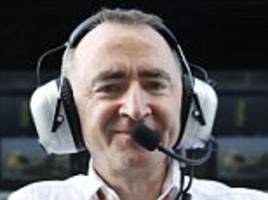 mercedes place technical director paddy lowe on gardening leave ahead of his williams move