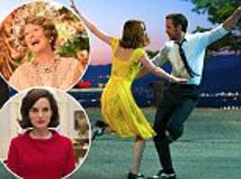 BAFTA 2017: Nominations announced with La La Land up for 11 awards