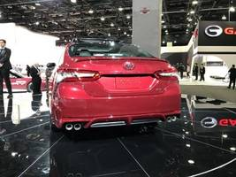 Shockingly, 2 of the best cars at the Detroit auto show were boring sedans