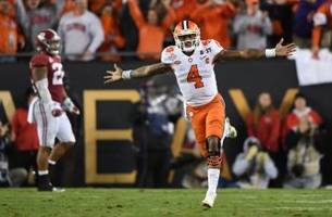 Clemson Stuns Alabama in Epic National Championship