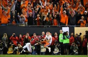 Clemson football: 3 most memorable plays in the National Championship