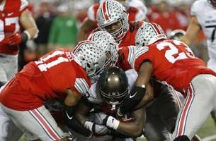 Ohio State's Problems are Momentum and Trust , Not Talent