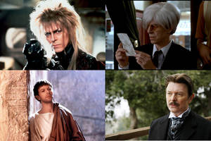 11 of david bowie's most iconic film and tv roles (videos)
