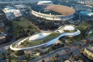 Los Angeles Wins $1 Billion George Lucas Museum
