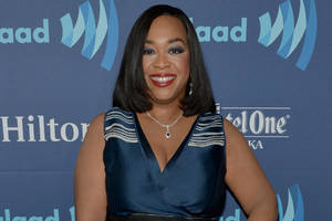 'scandal' creator shonda rhimes doesn't see parallels between series and trump election