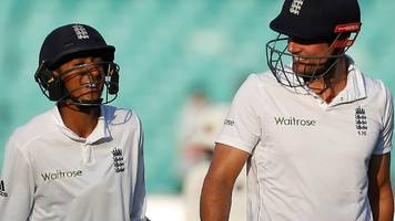england players will back cook decision - hameed