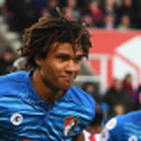 ake aims to break into chelsea team