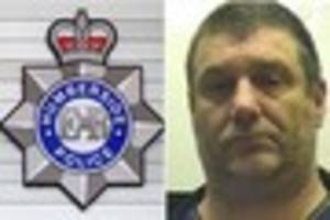 Convicted Hull paedophile Kevin Kirk wanted by police on prison...