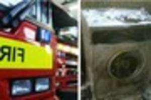 Check your appliances now: County's THIRD house fire caused by...