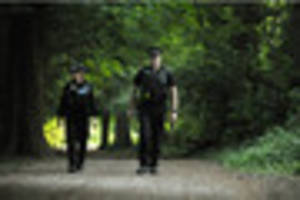 Manhunt after woman dragged into bushes in terrifying attack at...