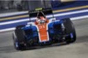 brakes go on for f1 racing team as backer pulls the plug