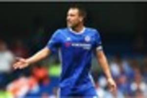 John Terry turned down chance to join Swansea City survival bid -...