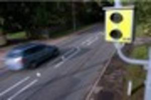Devon man faces ban after police pursuit while speeding at 90mph...