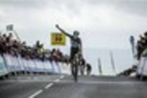 REGIONAL NEWS: CYCLING: Tour of Britain won't be returning to...