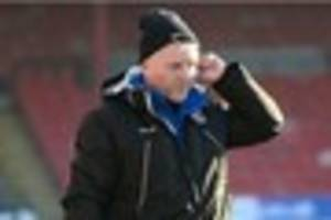 Gary Whild relishing task at Grimsby Town as he takes on head of...