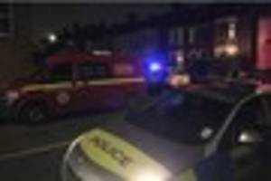 A woman has died in a house fire in South Norwood after reports...