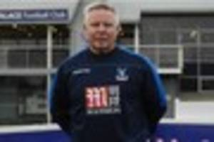 Crystal Palace announce new assistant manager to Sam Allardyce